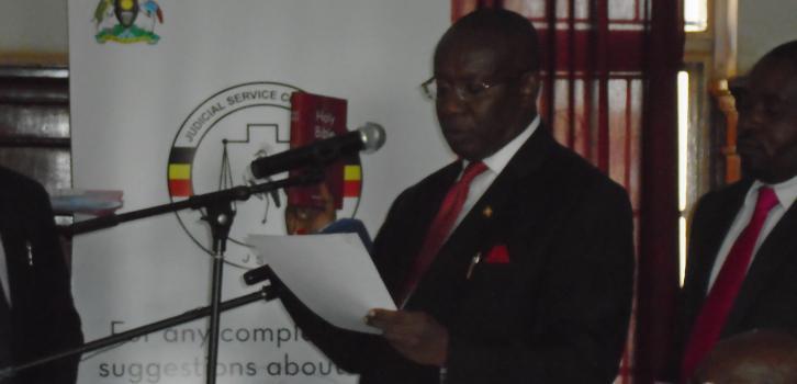 Hon. Justice Benjamin Kabiito